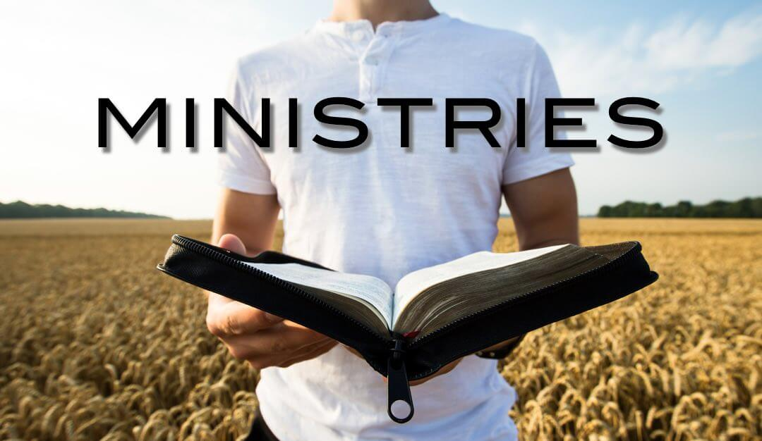 Ministries at CalvaryCentral.org
