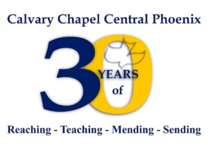 30 year celebration at Calvary Central