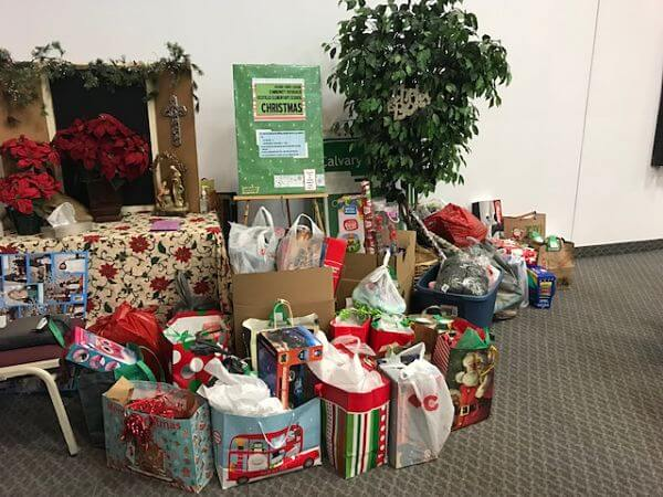 Ocotillo Elementary School Christmas Toy Drive - 2018